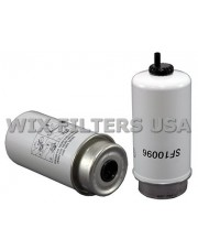 WIX FILTERS WF10096 Filtr paliwa Universal style key-way fuel manager - replaces Baldwin # BF7785D (no keys)