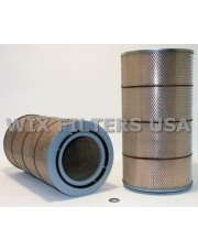 WIX FILTERS 42216 Filtr powietrza Case, Cat, Champion, Kawasaki, Kobelco, JCB, Volvo, Other (Outer used w/42217 or 42835)