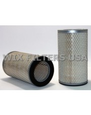 WIX FILTERS 42017 Filtr powietrza Case 400SK Skid King, Elgin Sweepers, GMC Trucks(65-73)