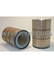 WIX FILTERS 42045 Filtr powietrza Caterpillar (Outer used w/42046 or 46629) Radial Seal Version 46607