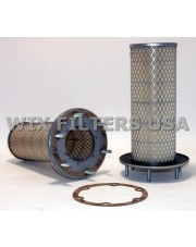 WIX FILTERS 42048 Filtr powietrza Inner Air used with 42047, Radial Seal Version 46475