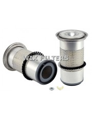 WIX FILTERS WA10247 Filtr powietrza Cat , generatory, Fiat Tractors, Massey-Ferguson, McCormick, Other - Primary used w/ 46376 secondary