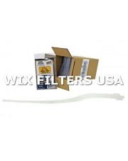 WIX FILTERS 24383 Akcesoria Diesel fuel test kit - test for contamination - test for water, oxidation, rust/scale and sludge - comes w/ ten cotton swabs, extension probe, instructions and test card - (not for gasoline - diesel only - for gas use 24382)
