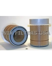 WIX FILTERS 42138 Filtr powietrza (Outer used w/42137)