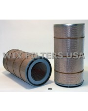WIX FILTERS 42263 Filtr powietrza Case, Hough, IHC, Komatsu(Outer used w/42264)