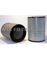 WIX FILTERS 42312 Filtr powietrza Atlas-Copco, Case, Volvo (Outer used w/42313 inner)
