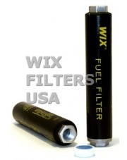 WIX FILTERS 24003 Filtr paliwa Complete In-Hose Fuel Filter Assembly for Dispensing Pumps - UL Approved - Can use w/ alcohol or methanol - 3/4 female pipe thread on both ends - Replacement element is 24004