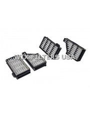 WIX FILTERS 24010 Filtr kabinowy Subaru Forester (00-02) - cabin air - 2 different shaped elements per box