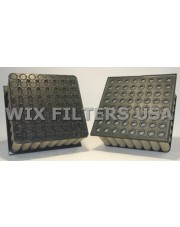 WIX FILTERS 42590 Filtr powietrza Farr Tube Type (8x8) (64 Tubes)