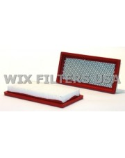 WIX FILTERS 46138 Filtr powietrza GM Family of Cars (85-89)