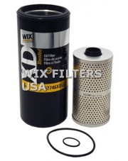 WIX FILTERS 24150 Filtr oleju Cummins Fleet Maintenance Kit Contains: (1) 57746XD, (1) 33651