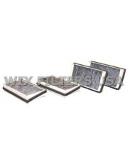 WIX FILTERS 24868 Filtr kabinowy GM Vehicles (01-09) - 2 per box - Particulate Filter