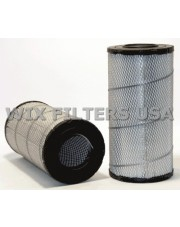 WIX FILTERS 46761 Filtr powietrza Agco, Cat, Hyster, JCB, John Deere, New Holland, Volvo, Other (Outer used w/46766)
