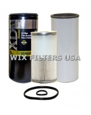WIX FILTERS 24305 Filtr oleju Cummins Fleet Maintenance Kit Contains: (1) 57746XD, (1) 33656, (1) 33711