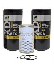 WIX FILTERS 24379 Filtr oleju IHC Fleet Maintenance Kit Contains: (2) 51971XD, (1) 33651XE