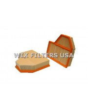 WIX FILTERS 49715 Filtr powietrza BMW M5, M6 (06-10) (Right-side air filter - left-side is 49714)