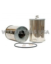 WIX FILTERS 51073E Filtr oleju Autosan, Droegmoeller, Evobus, Freightliner, Hanomag-Henschel, Ikarus, Jelcz, Kaessbohrer, Liebherr, M.A.N., Mercedes, Neoplan, Atlas Copco, Case, Claas, Fortschritt, New Holland - MERCEDES-BENZ 4011800009