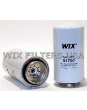 WIX FILTERS 51700 Filtr oleju Oliver Tractors, Waukesha(Male Rolled Threads)