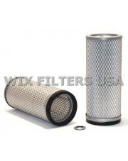 WIX FILTERS 24887 Filtr powietrza Replacement Element for Obsolete Conversion Kit 24787.