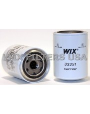 WIX FILTERS 33351 Filtr paliwa Allis-Chalmers, Case, Caterpillar, Ford, IHC (6 Micron)